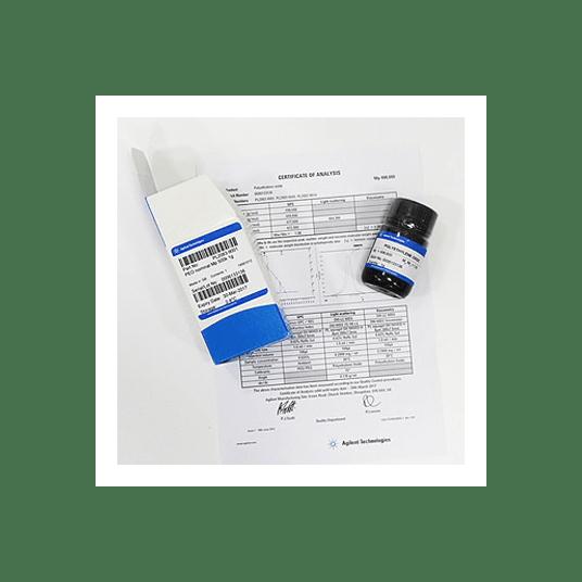 Polymethylmethacrylate (PMMA) Standards