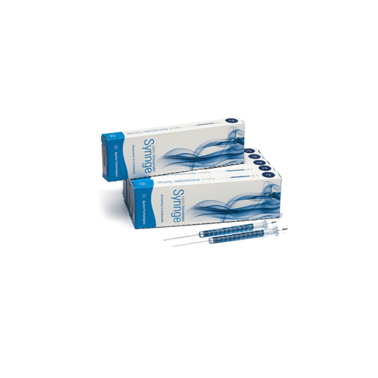 Syringes for Agilent GC Autosamplers
